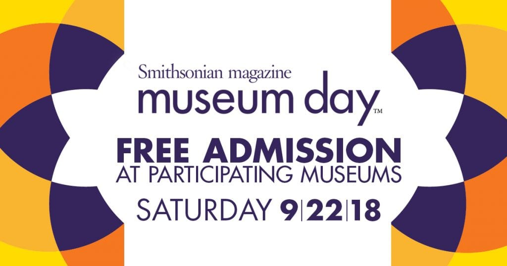 FREE Museum Day 2018