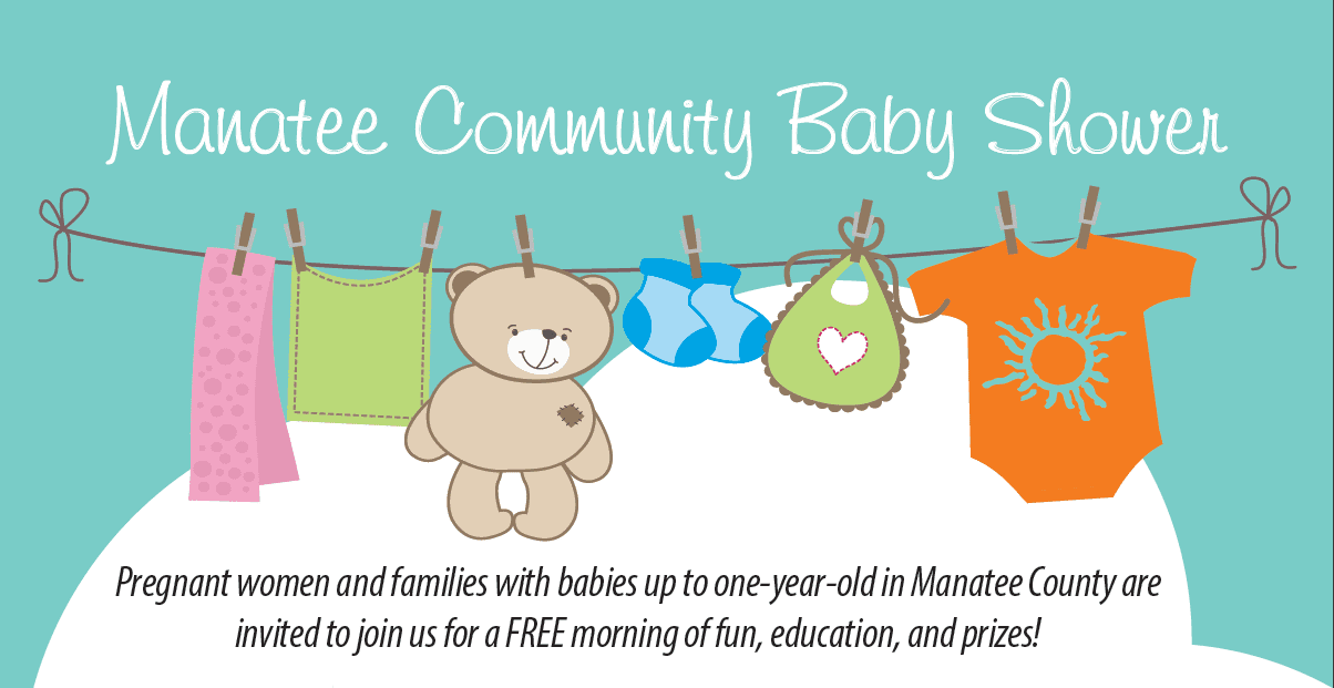 Manatee Community Baby Shower